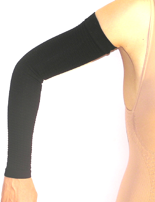 641ac03669 Anti Cellulite Compression Slimming Arm Sleeves - Lipedema Products ...
