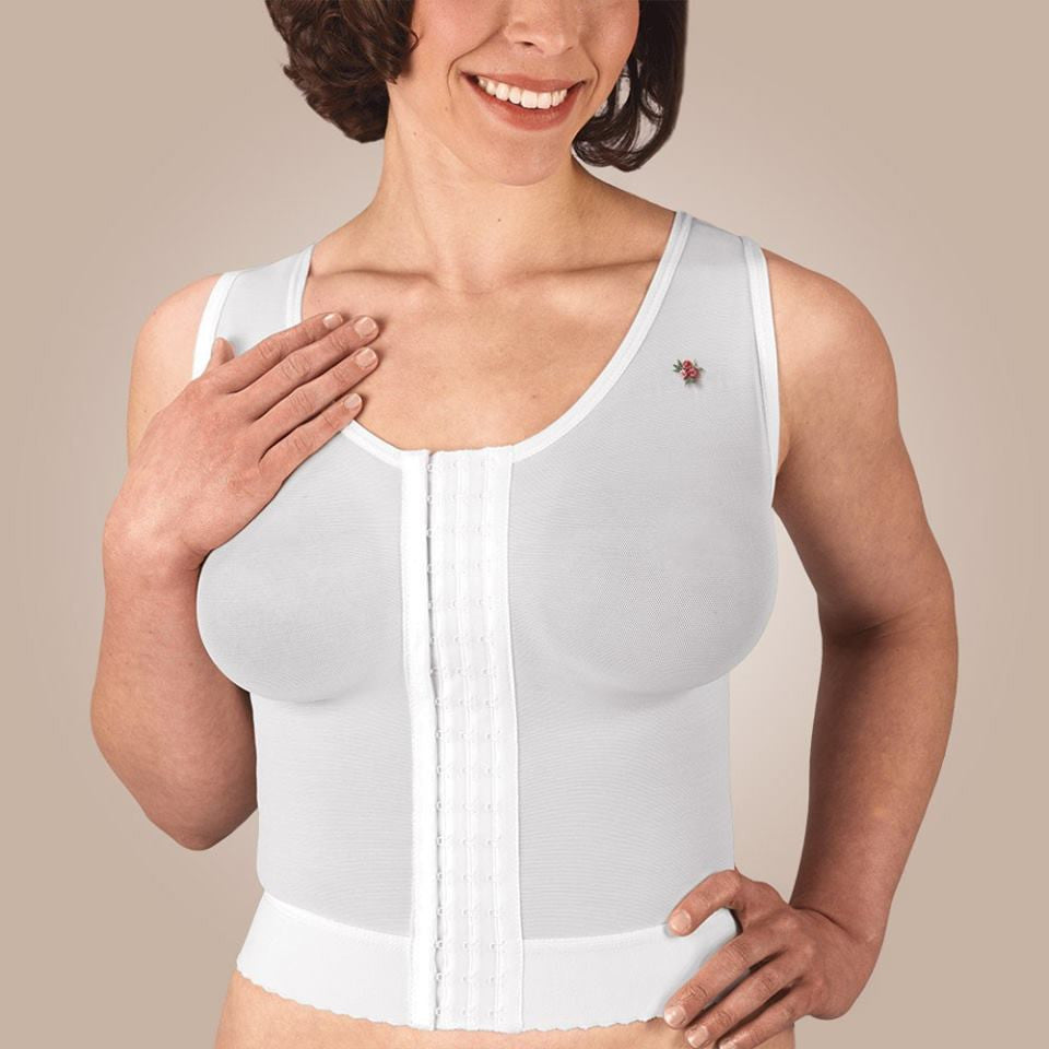 Sleeveless vest  Gabrielle - Lipedema Products