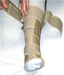 Neoprene wrap for leg