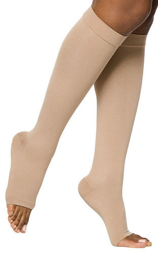 Select Comfort Knee Highs  20/30 without Silicone Band