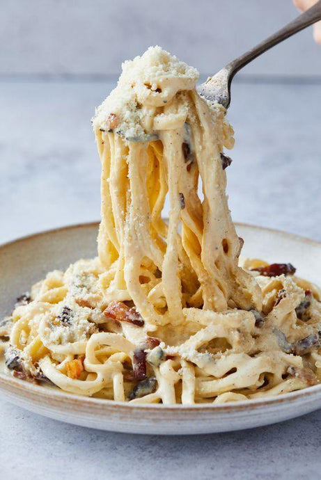 The Ultimate Pasta Carbonara