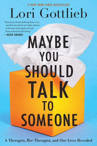Maybe You Should Talk To Someone - Book Recommendation