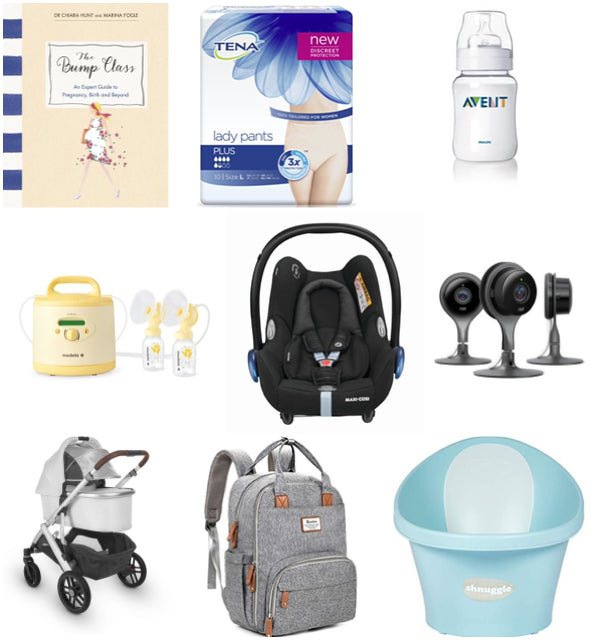 The Ultimate Newborn List - For Mum & Baby