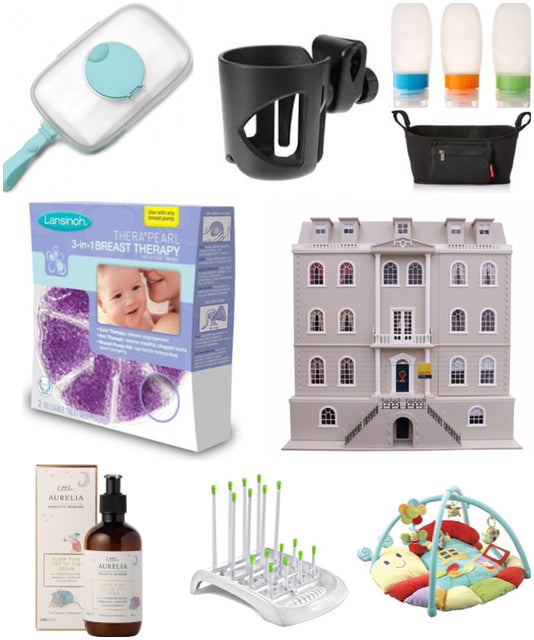 The Nice-to-Have but Not Essential Newborn List