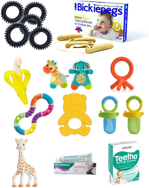 Teething - What We Can Do To Ease The Pain