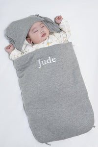 Organic Cotton Sleeping Bag - Little IA