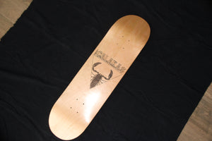 One Year Anniversary Limited Edition Steep Concave Skateboard Deck
