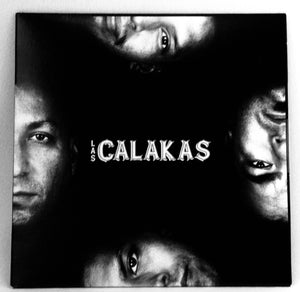 Las Calakas 4 Song EP-Released 9/1/2019