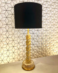 Toso Gold Lamp