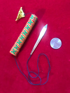 Jaw harp dan moi (Vietnam) single tongue