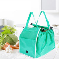 Clip-to-Cart Tote Bags