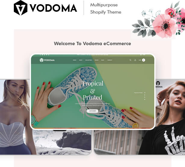 Welcome to Vodoma Shopify theme