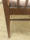 Pair, Mid Century Heywood Wakefield Wishbone Chairs