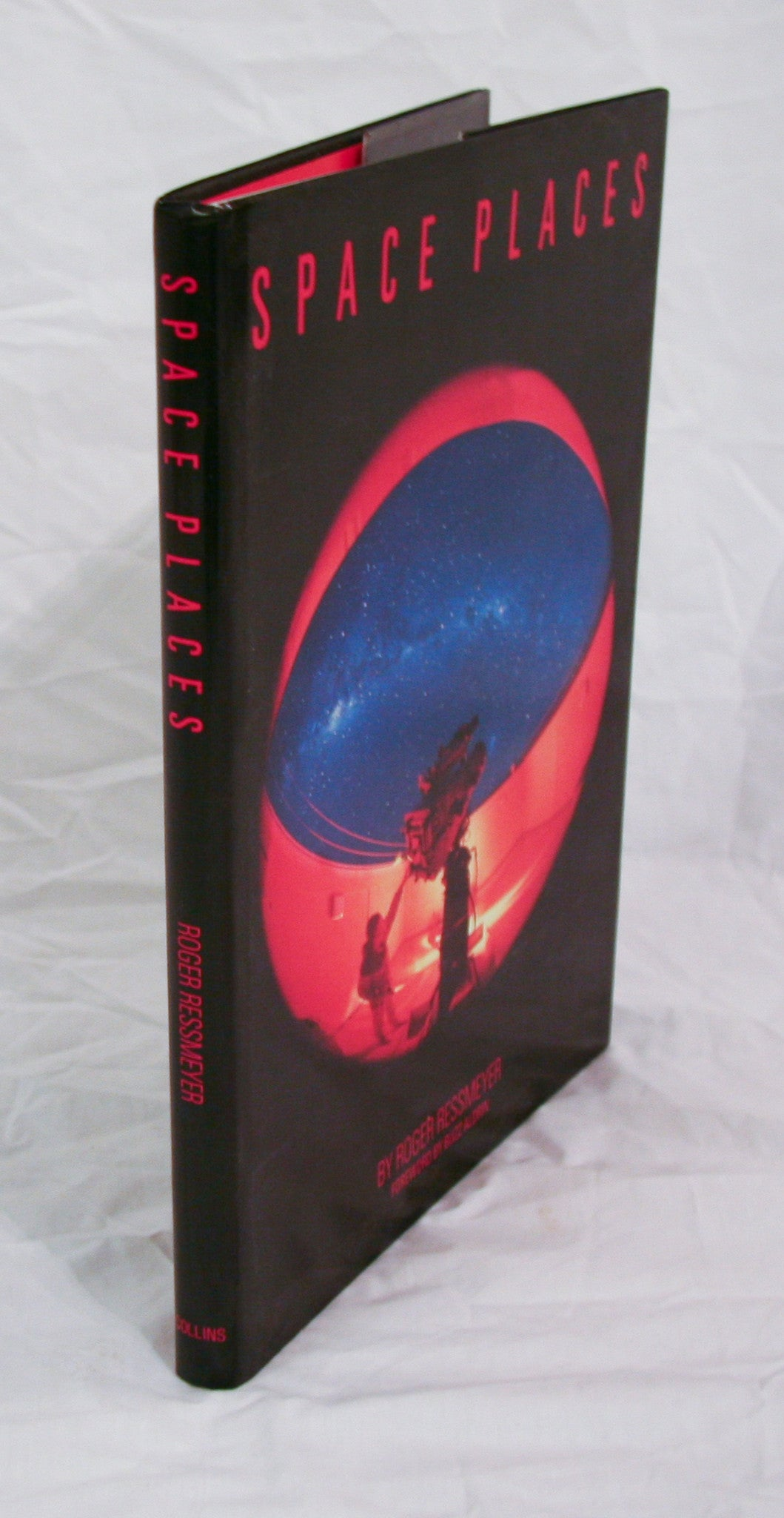 Space Places - Vintage Book