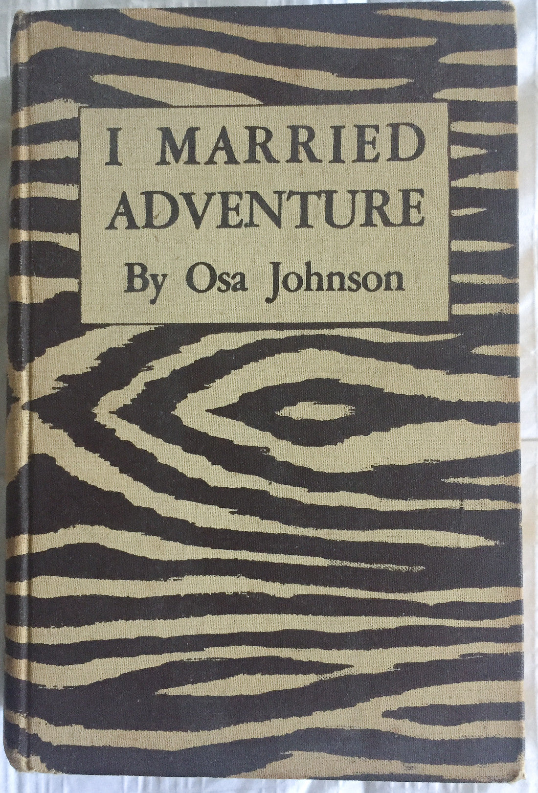 I Married Adventure Book - 1942