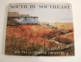 Vintage Coffee Table Book - South by Southeast - Walter Cronkite