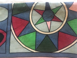 Vintage Pucci Style Velvet Throw Pillow Case, Cover