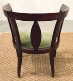 1920's Vintage Marquetry Side Chair