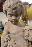 Antique Garden Statue - Large Boy