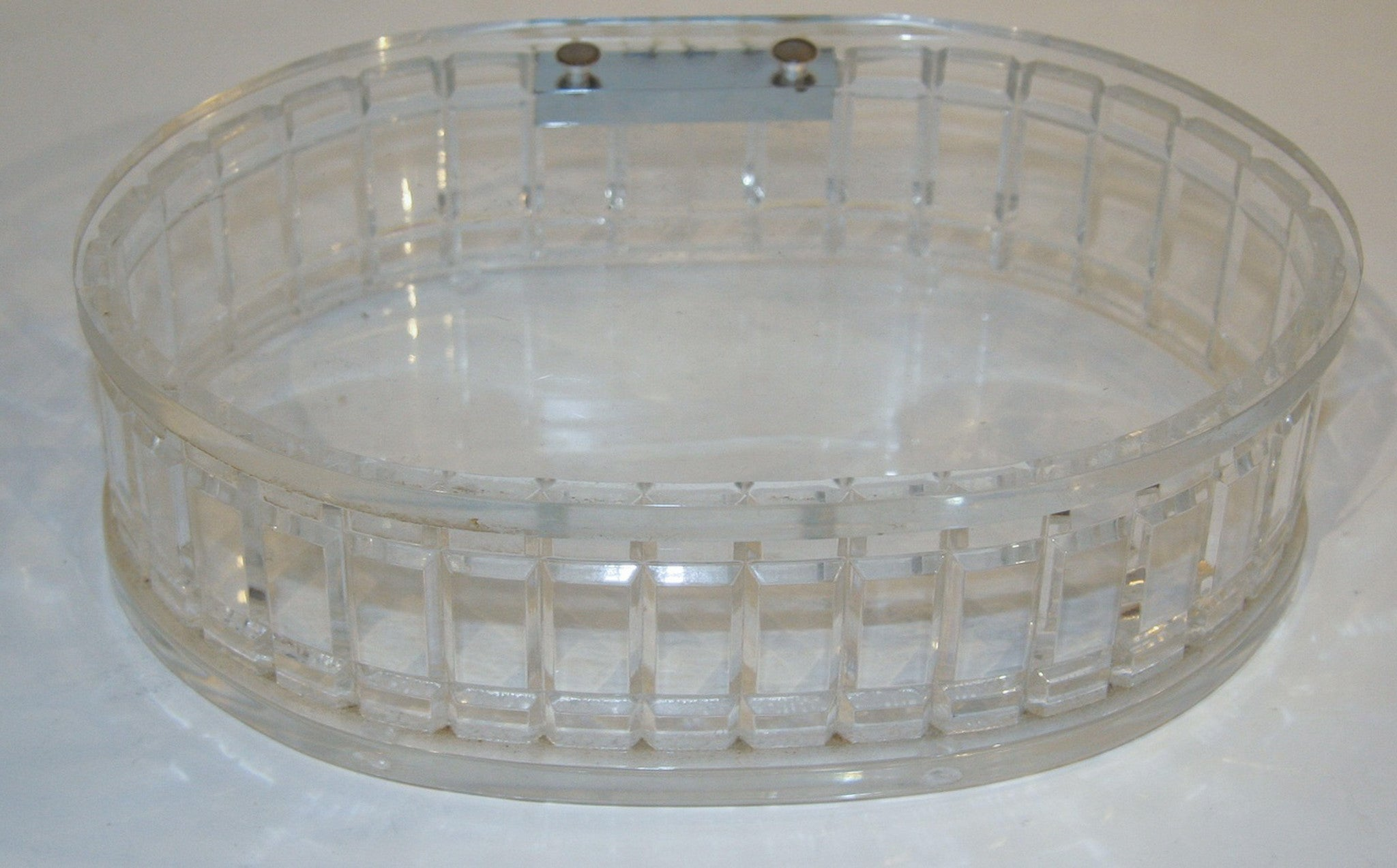 Vintage Lucite Jewelry Box