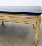 Hollywood Regency Asian Coffee Table