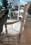Antique French Country Bench
