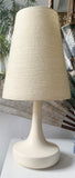 Mid Century Lotte and Gunnar Bostland Lamp, Signed