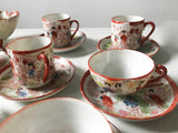 Nippon, Japanese Dessert, Tea Set