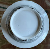 Antique English Porcelain Serving Bowl