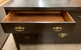 Mid Century Asian Inspired 8 Drawer - Chest of Drawers - Signed