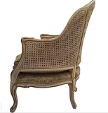 1930's French Armchair - Bergere Chair