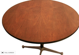 Vintage Herman Miller Pedestal Table