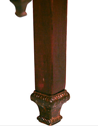 French Mahogany Side Table