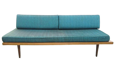 Mid Century Daybed, Sofa