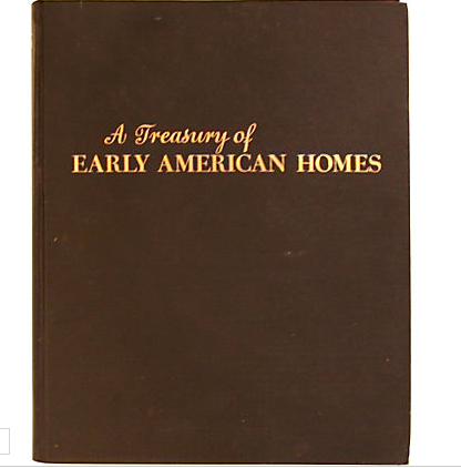 1949 Edition Treasury of American Homes Book