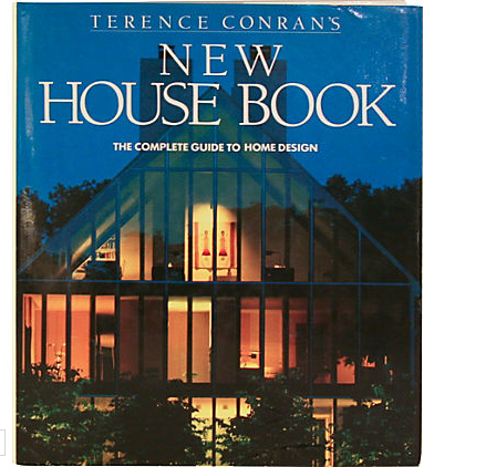 Vintage New House Book