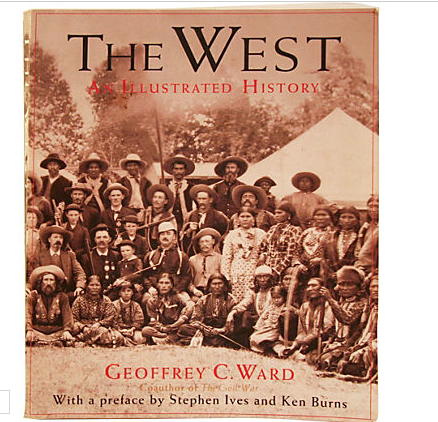 Vintage 1996 Edition The West Book