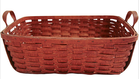 Antique Laundry Basket