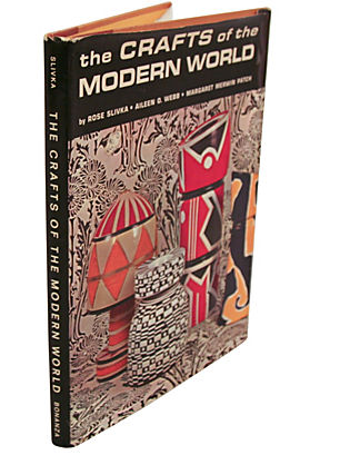 1968 Edition  - Crafts of the Modern World Book