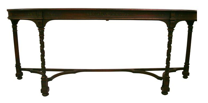 1920's Console Table