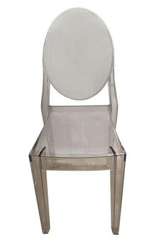 Stark, Kartell Victoria Ghost Chair
