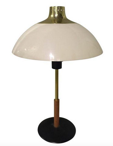 Mid Century Gerald Thurston for Lightolier Desk Lamp