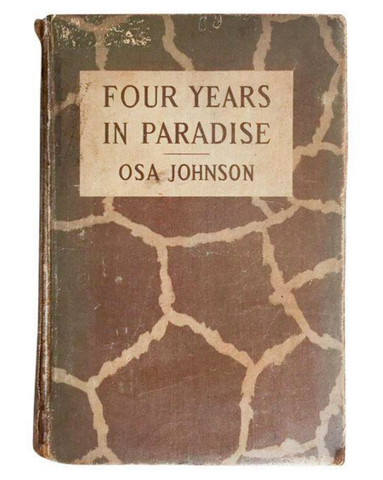 Four Years in Paradise, Book, 1st Edition