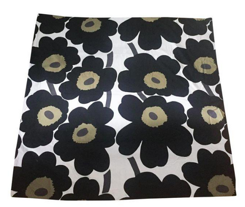Marimekko Unikko Tablecloth, Fabric