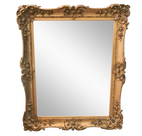Antique Gilt Wood Frame