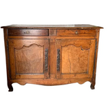 Antique French Side Board, Buffet Cabinet
