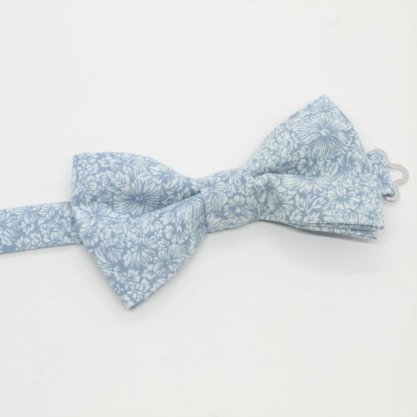 Baby Blue Floral