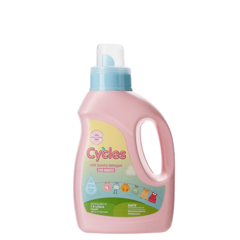 Cycles Liquid Laundry Detergent 1.5L