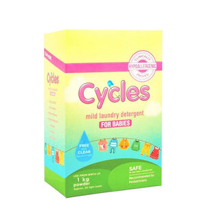 Load image into Gallery viewer, Cycles Detergent Powder 1kg