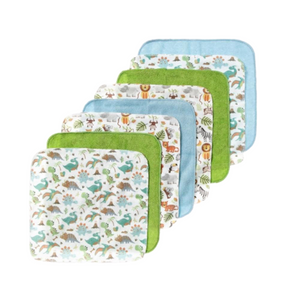 Bloom 8-pack Washcloths